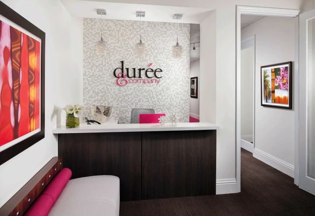 Durée and company beautiful office