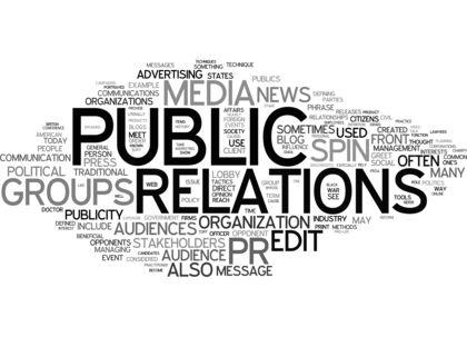 public relations pr