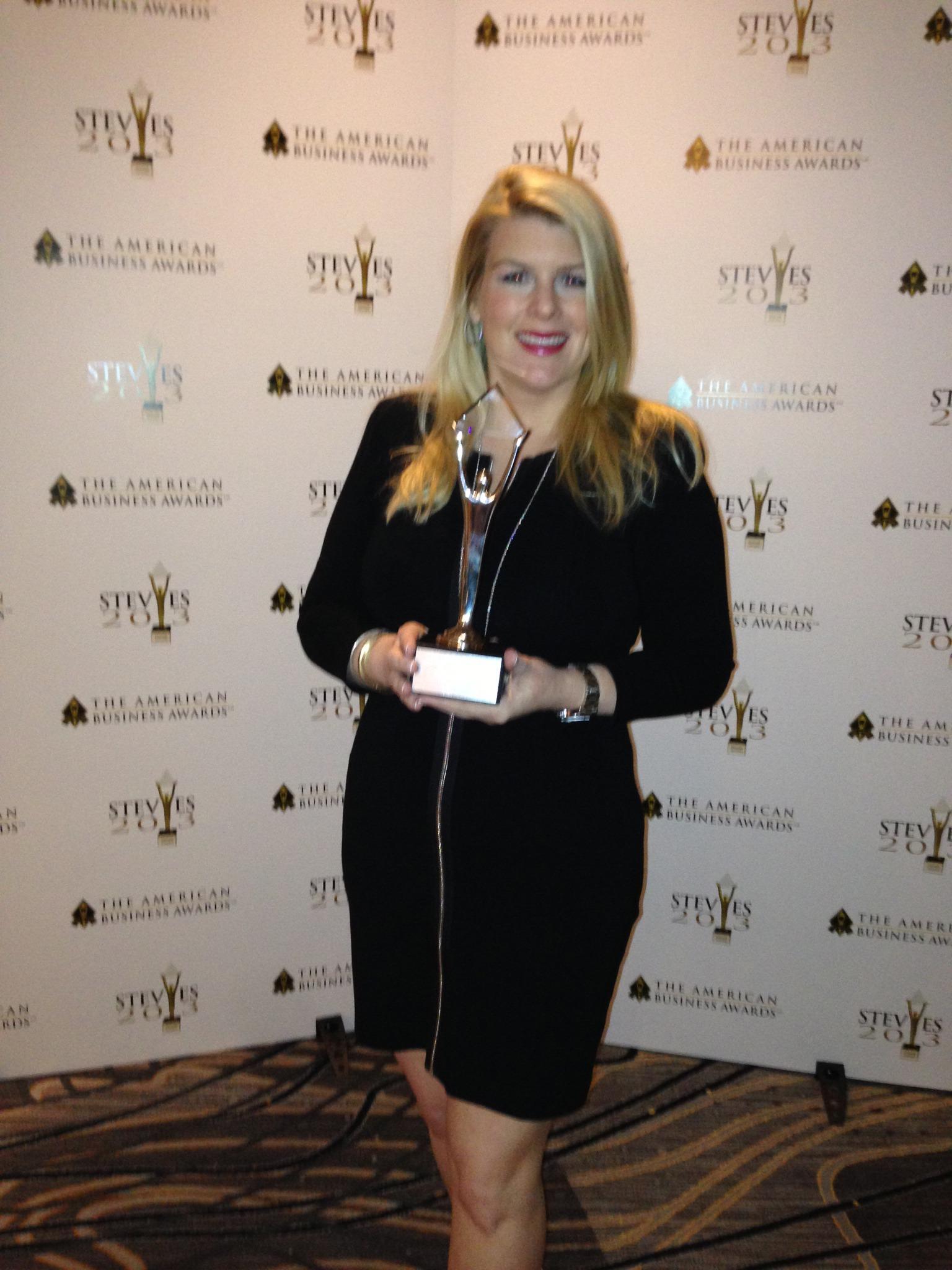 Durée ross stevie award winner