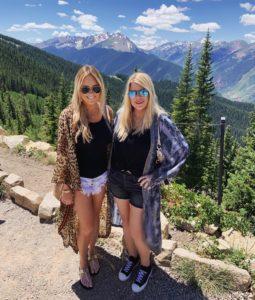 Aspen in Summer Mountain Views