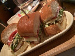 Aspen White House Tavern Chicken Sandwich