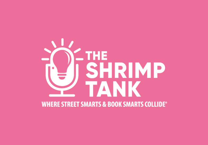 shrimp tank podcast