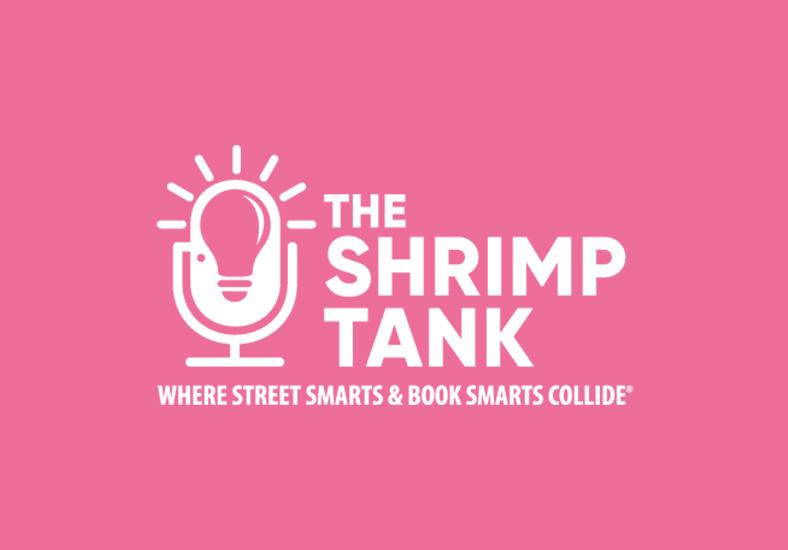 shrimp tank podcast