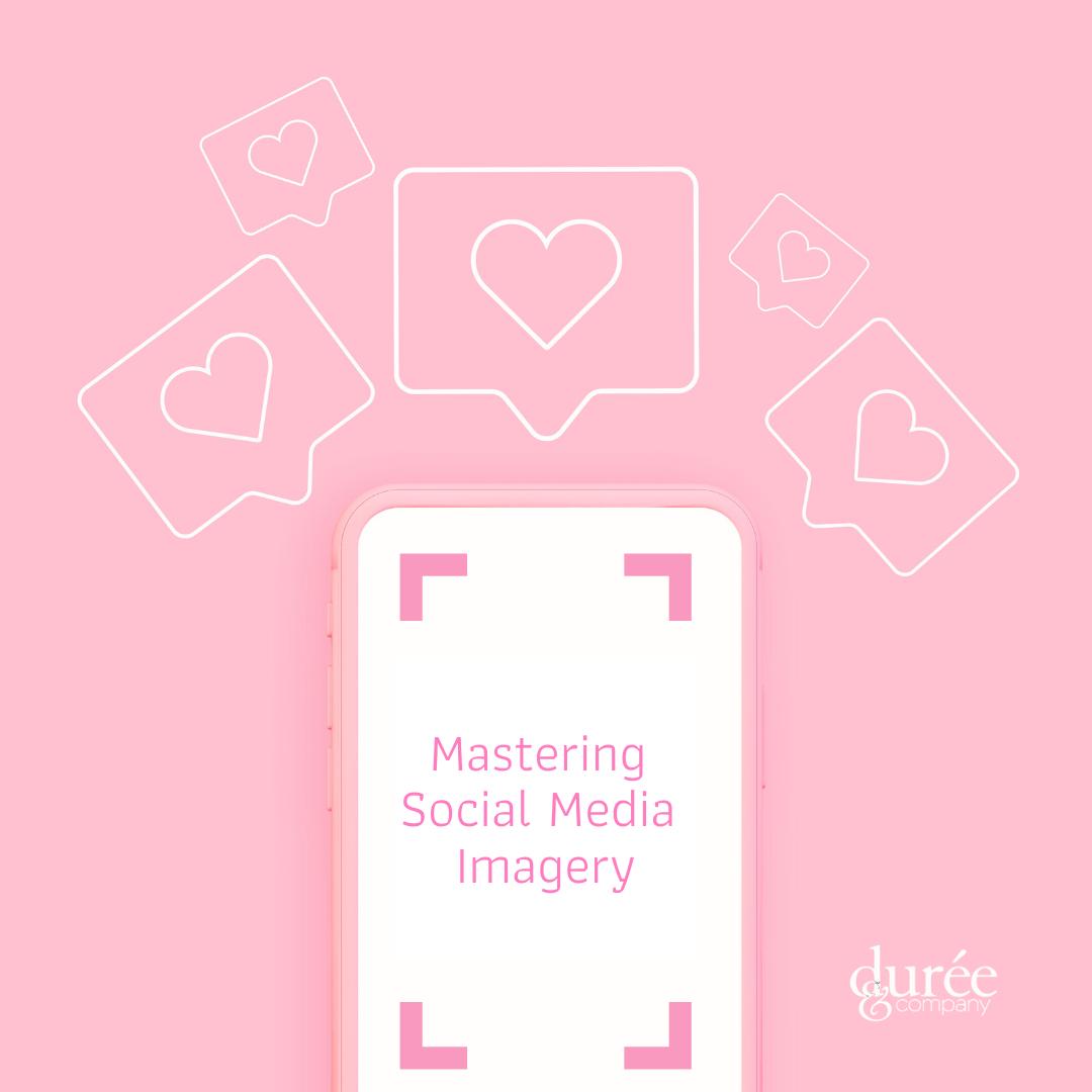 social media imagery
