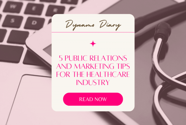 Healthcare Public Relations Tips