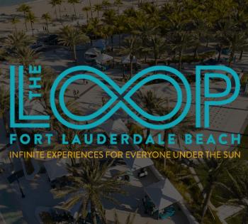The LOOP Fort Lauderdale beach